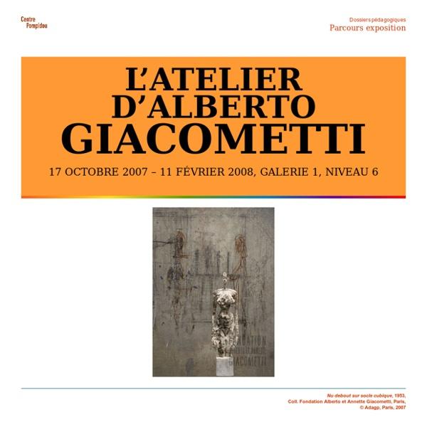 L'Atelier d'Alberto Giacometti