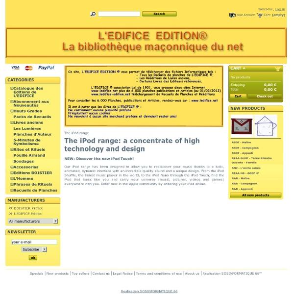 L'Edifice Edition