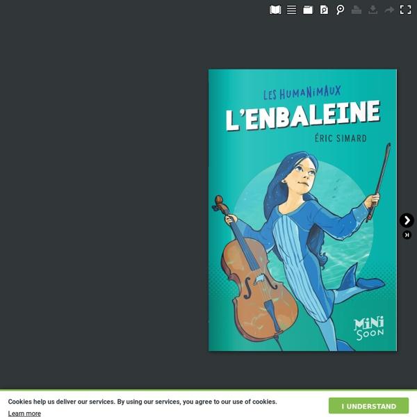 L'Enbaleine - Eric Simard (roman)