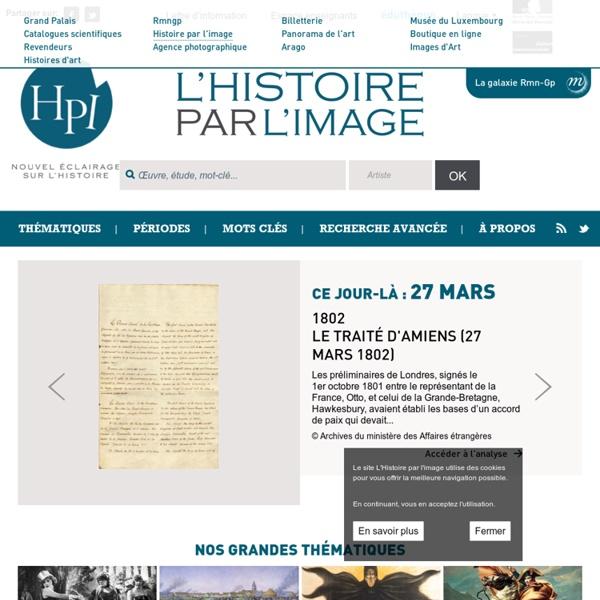 L'Histoire par l'image