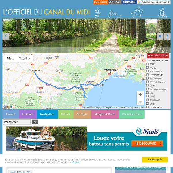 L'Officiel du Canal du Midi -