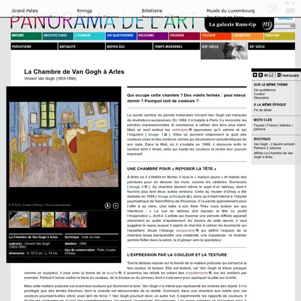 Best La Chambre Jaune Van Gogh Analyse Ideas - Design Trends 2017 ...