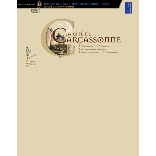 La Cité de Carcassonne [site]