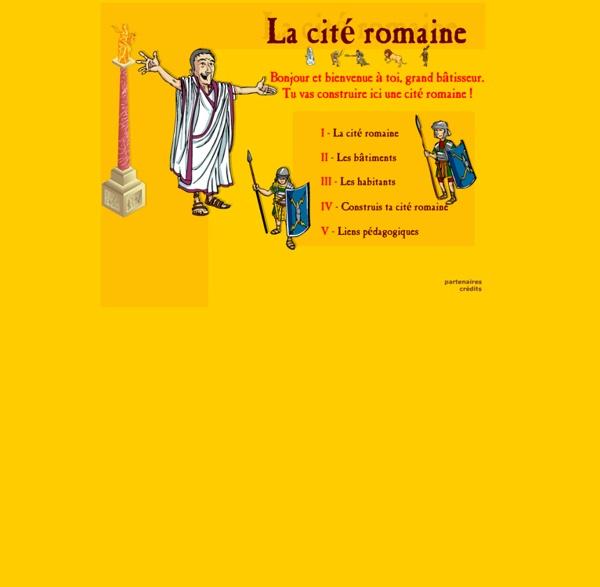 La Cité Romaine - Curiosphere.tv
