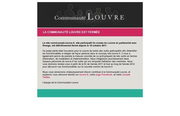 Communauté Louvre