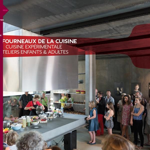 La cuisine, centre d'art et de design