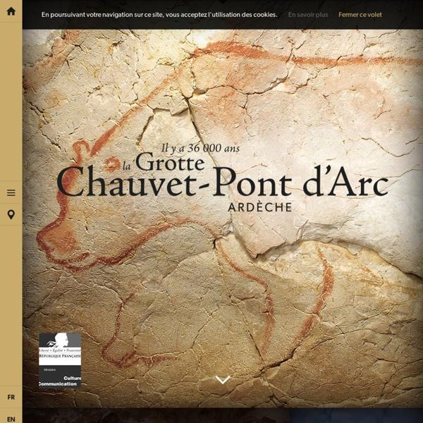 La Grotte Chauvet-Pont d'Arc [interacti]
