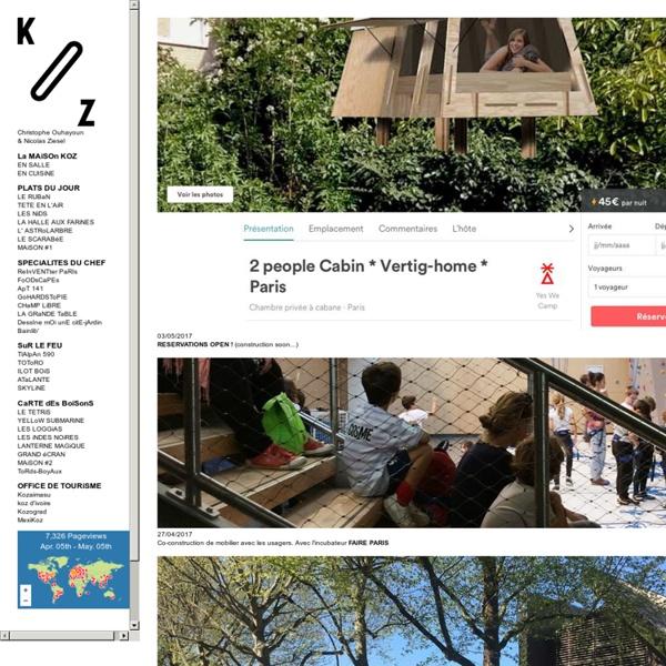La MAiSOn KOZ : KOZ architectes