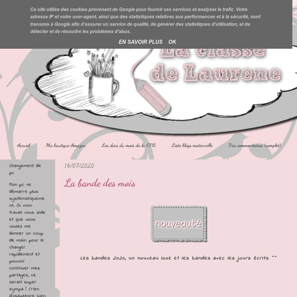 La classe de Laurène