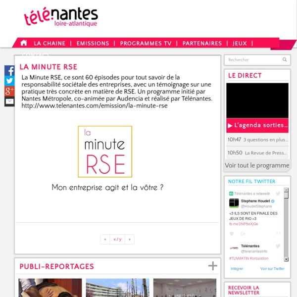 La minute RSE