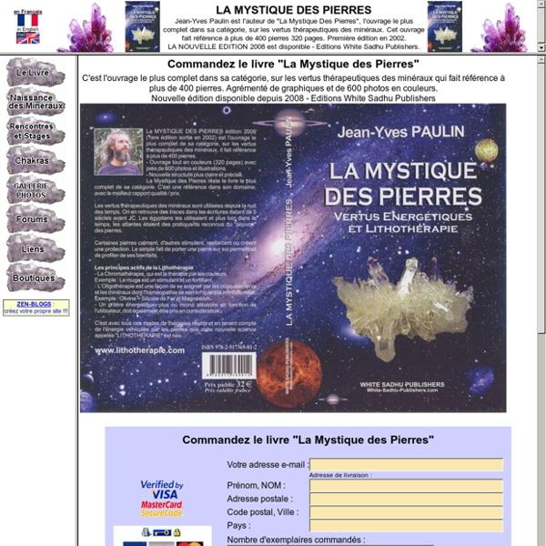 La Mystique des Pierres