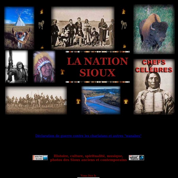 La Nation Sioux
