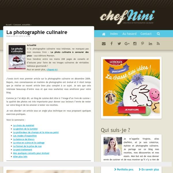 Réussir ses photos culinaires