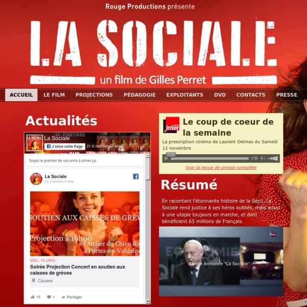 La sociale – Un film de Gilles Perret