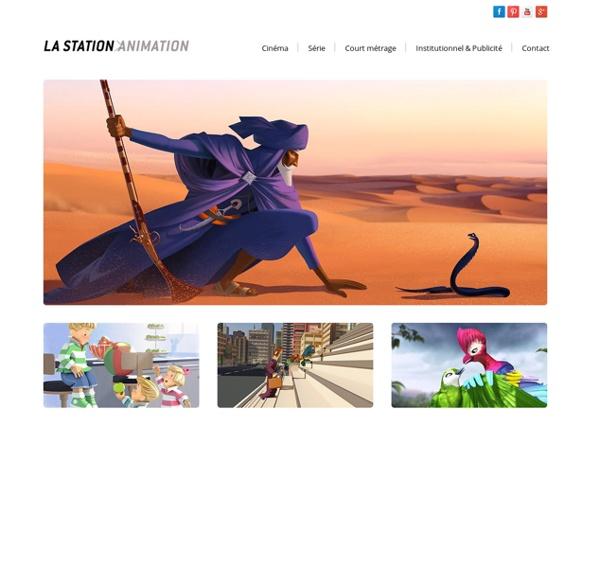 La Station Animation - Studio d'animation