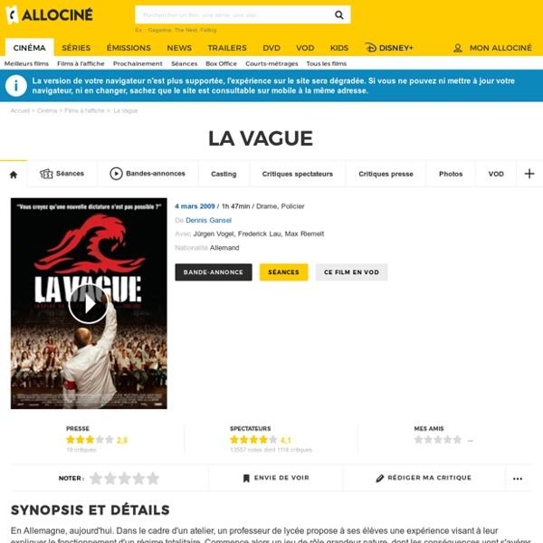 La Vague - film 2008