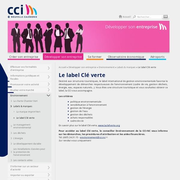 CCI Nouvelle-Calédonie