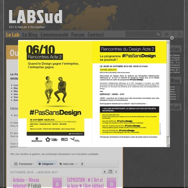 DIY & FabLab à Montpellier