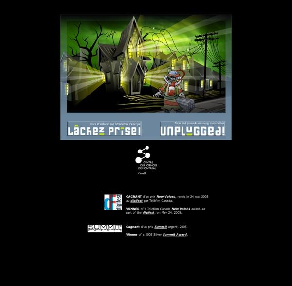 Lâchez prise : le jeu / Unplugged : the Game