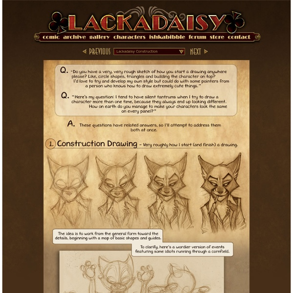 Lackadaisy Construction