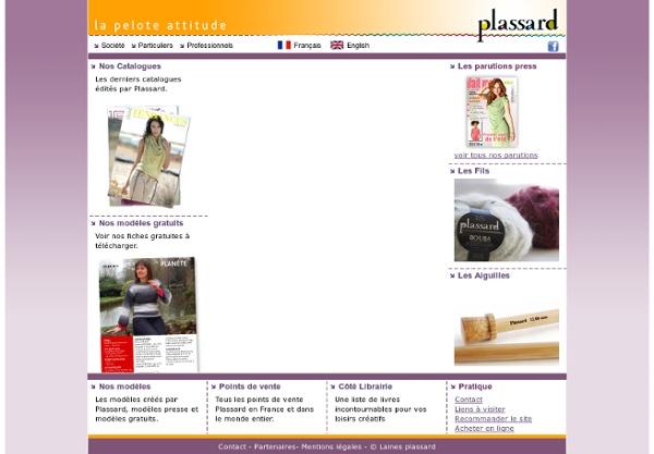 Laines Plassard - Tricots