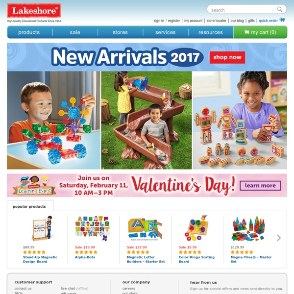 School Supplies and Teacher Store - Educational Materials for Preschools, Elementary Classrooms & More