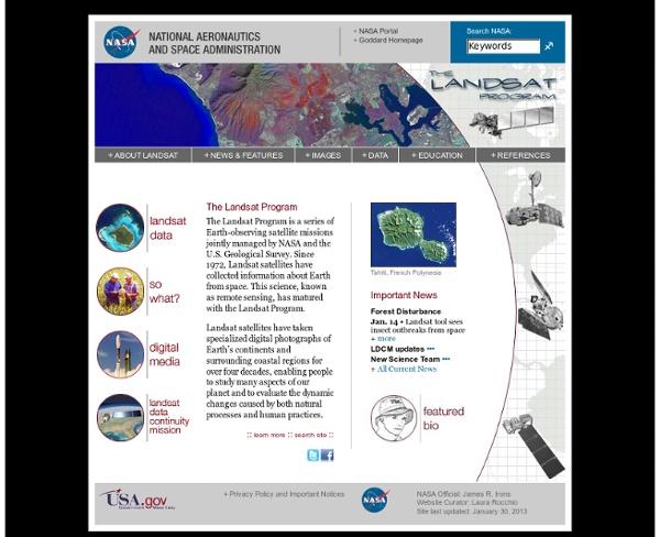 The Landsat Program