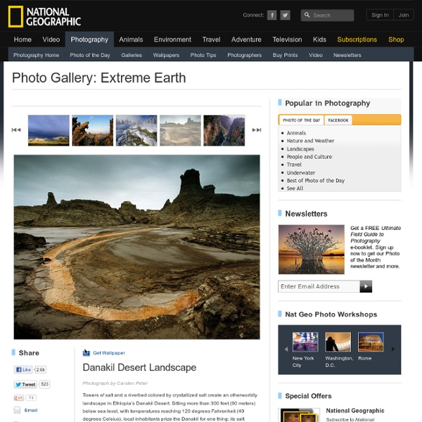 Extreme Earth Photos, Landscape Photos, Gallery, Wallpaper -– National Geographic