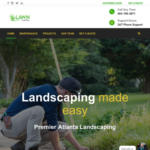 Lawn Care Professionals Atlanta GA