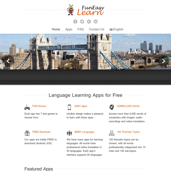 Language Learning Apps for Free | Pearltrees