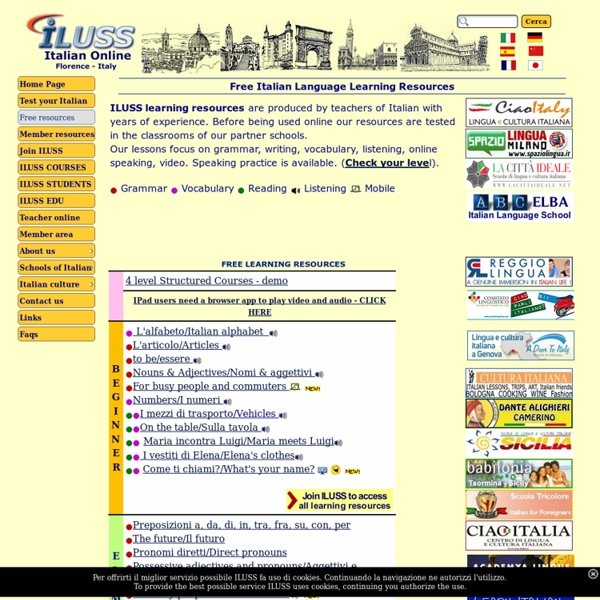Internetpolyglotcom Polyglot  Free language lessons