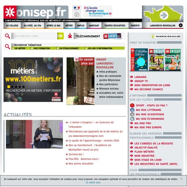 Onisep Occitanie