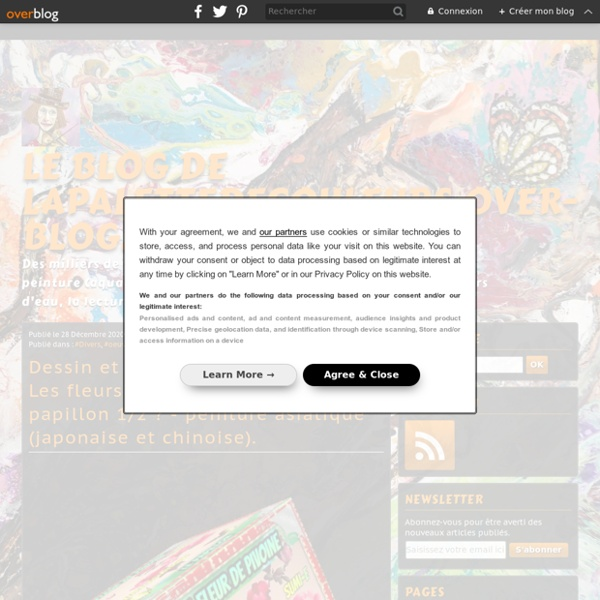 Le blog de lapalettedecouleurs.over-blog.com en vidéos