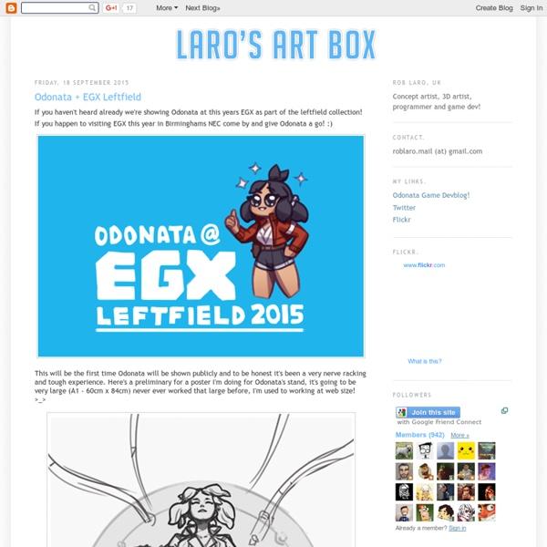 Laro's Art Box