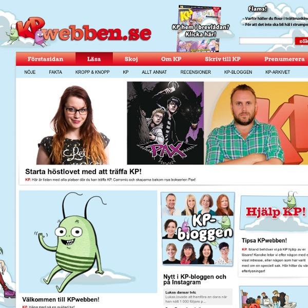 Läsa - KP-webben