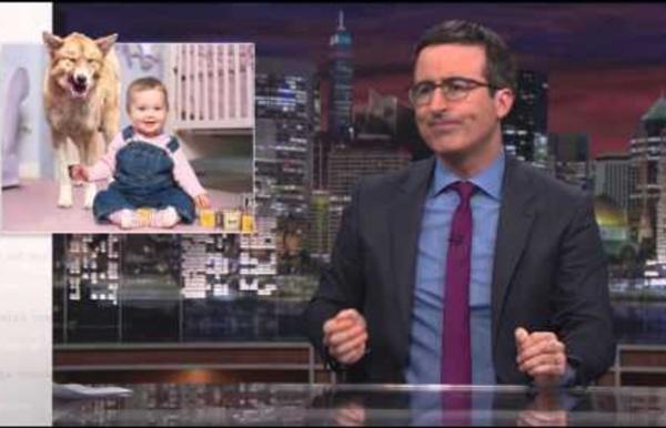 Last Week Tonight with John Oliver (HBO): Net Neutrality