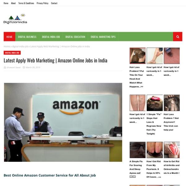 Latest Apply Web Marketing