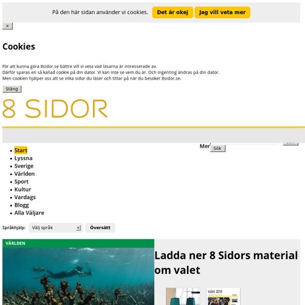 8 SIDOR – Start