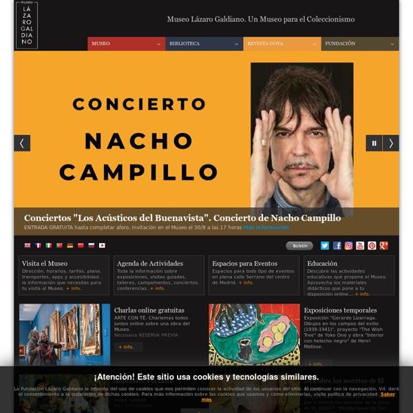 Fundación Lázaro Galdiano. Un Museo para el Coleccionismo