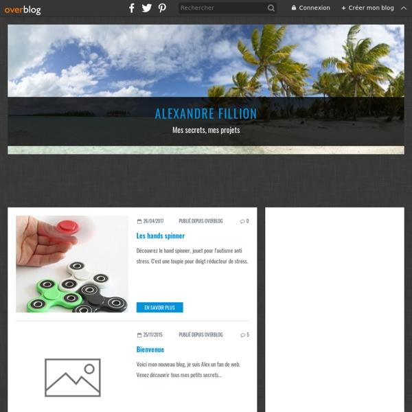 Le blog d'Alexandre ajoute /m/ a l'url
