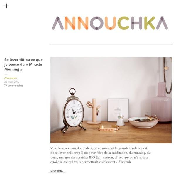 Annouchka