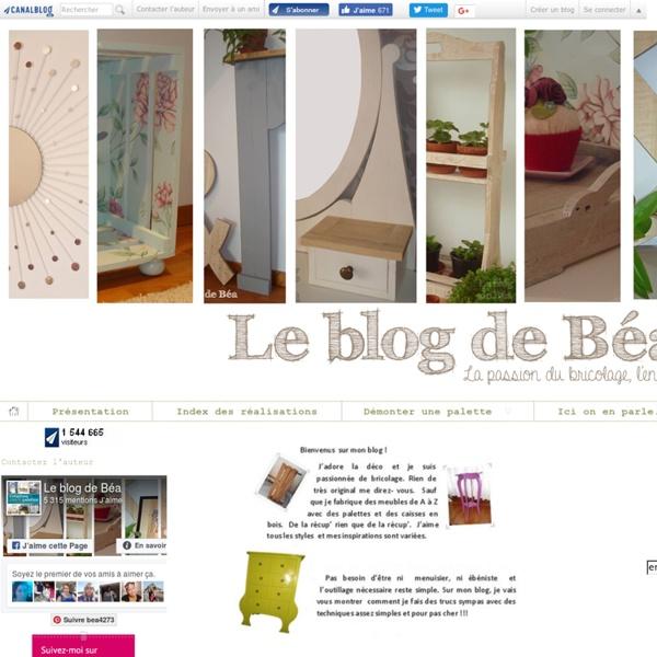 Le blog de Béa