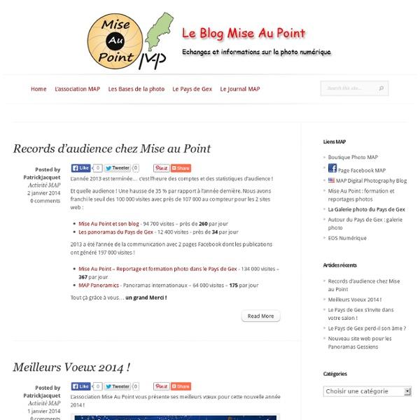 Le blog Mise Au Point