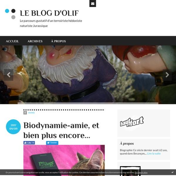 Le blog d'Olif
