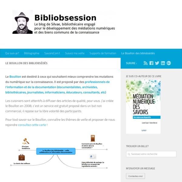 Le Bouillon des bibliobsédés