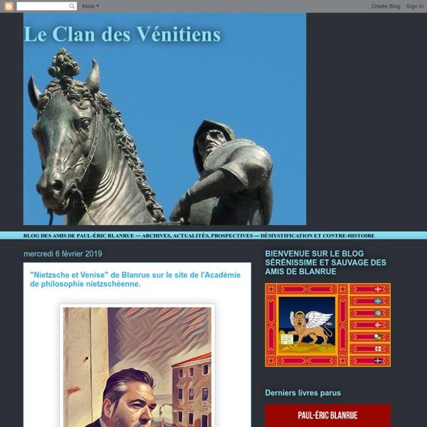 Le Clan des Vénitiens
