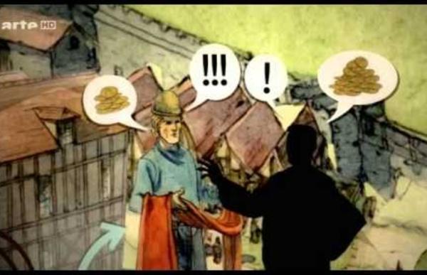 Le commerce au Moyen Age