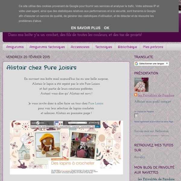 Le Crochet de Pandore
