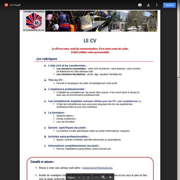 LE CV.pdf