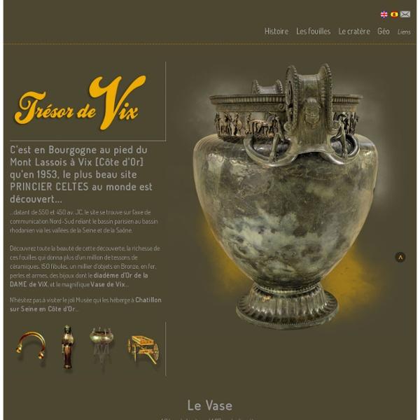 Le Fabuleux Trésor de Vix : Accueil